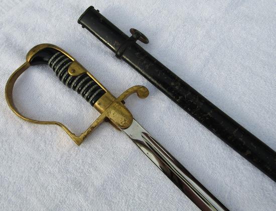 Early Third Reich High Ranking NCO/Officer's Sword-Eickhorn