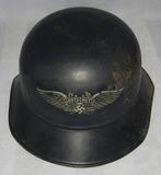 2nd Pattern 2pc Construction Latchets Gladiator Style Helmet W/Liner