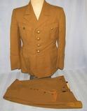 WW2 Period NSDAP Political Leader Uniform Tunic And Pants