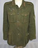 Wehrmacht Croatian Volunteer M40 Pattern Combat Uniform Tunic