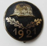 Early Weimar Period Scarce 1921 Dated