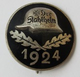 Early Weimar Period  1924 Dated