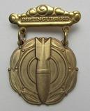 Rare Ca. 1926-1932 U.S. Army Air Corp Distinguished Aerial Bomber Badge