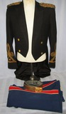 Pre WW1/1914 Dated/Named Lt. Col. U.S. Army Engineers Dress Mess Tunic With Pants/Belt
