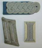 3pcs-Original WW2 German Uniform Insignia.