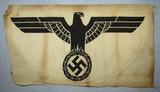 WW2 Wehrmacht  Bevo Embroidered Sports Shirt  Insignia