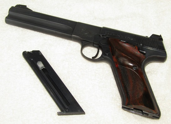 """Early Colt 2nd Series .22 Cal. """"Match Target"""" Pistol"""
