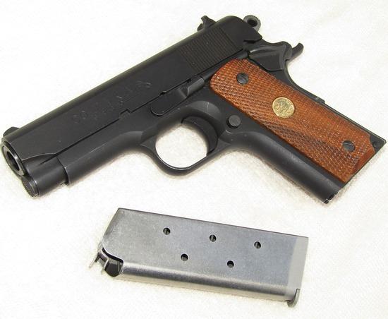 Colt MK IV Series 80 .45 ACP Lightweight Officer's Semi Auto Pistol