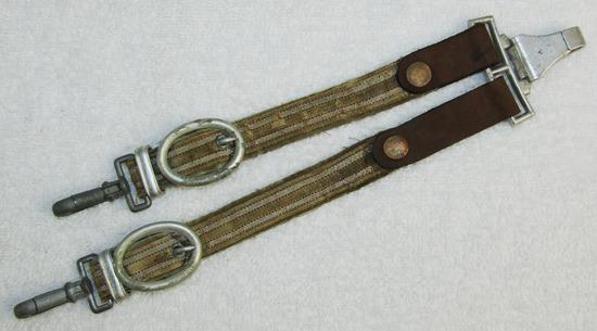 DRK/German Red Cross leader's Dagger Hangers