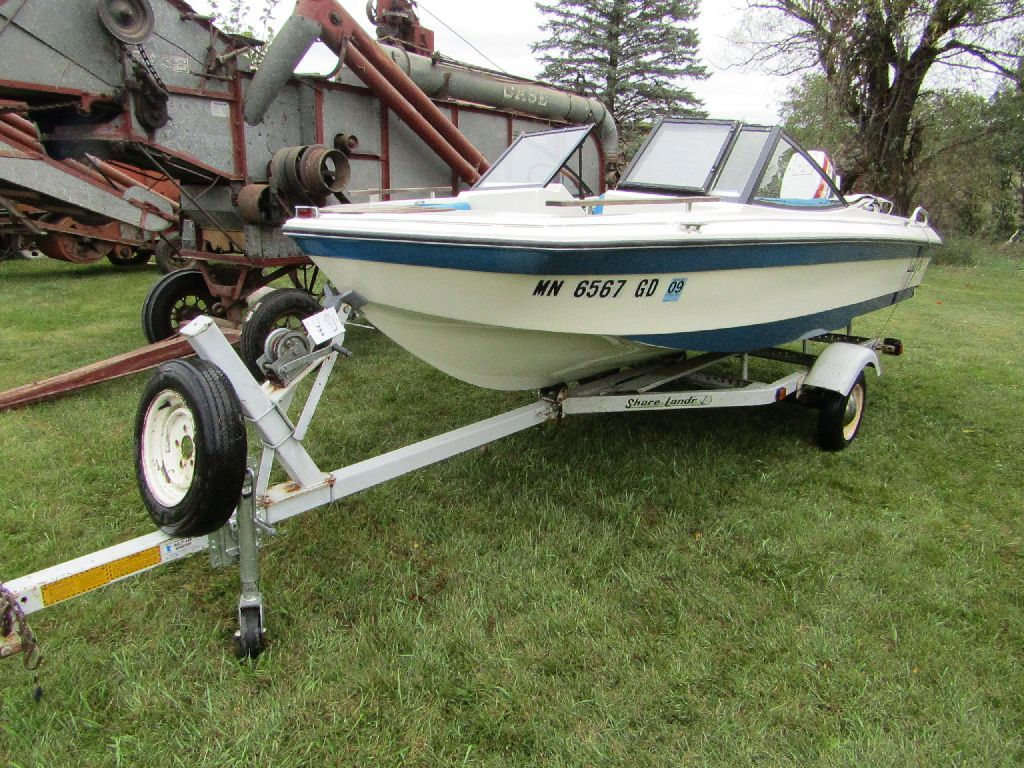 Huge Little Falls, MN area Retirement Auction