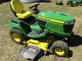 2018 John Deere Model X-730 Hydrostatic Lawn Tractor, Liquid Cooled EFI Eng