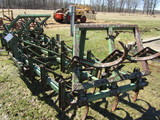 John Deere Model 1010 15 FT. 3 Point Field Cultivator