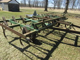 John Deere Model 1010 15 FT. Pull Type Field Cultivator