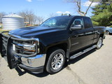 2016 Chevrolet 4 X 4 Silverado Pickup, Four Door Extended Cab, 5.3 Liter Vo