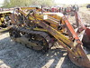 Oliver Cleatrac Dozer, 41 Inch Bucket, 8 Inch Tracks, Believed to Be a 1946