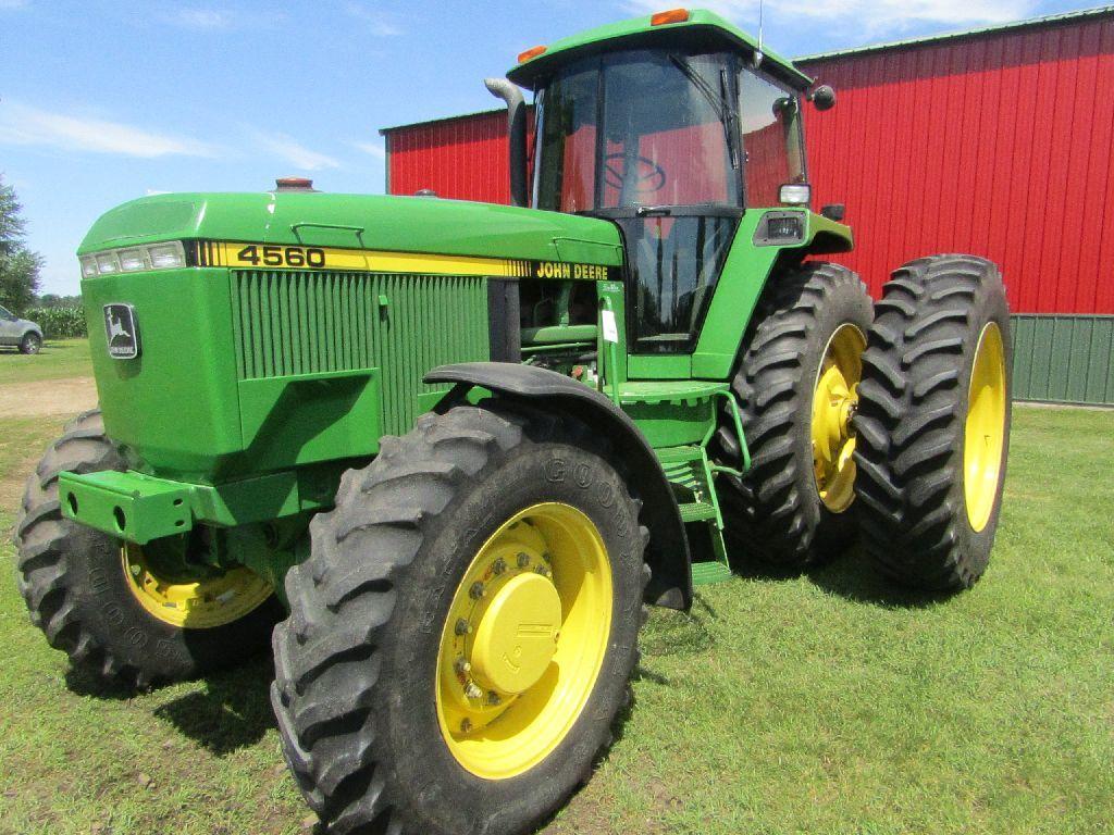 Huge Deer Creek, MN Area Farm Retirement Auction