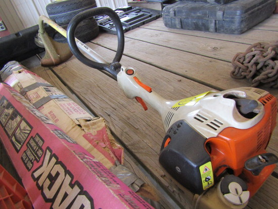 251. Stihl FS 40 Gas Trimmer, Sales Tax Applies