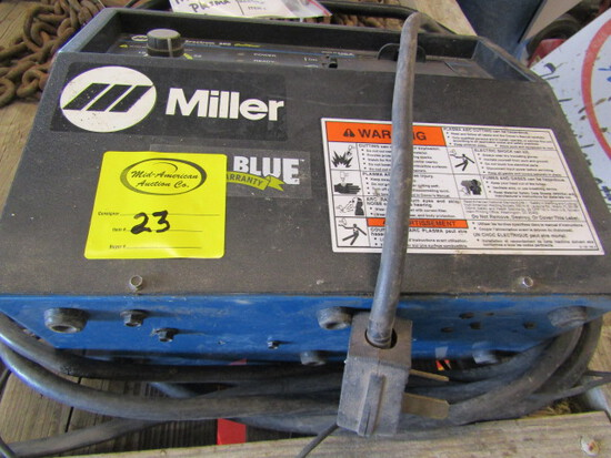 250-461, Miller Model 3000 Spectrum Plasma Cutter, Sales Tax Applies