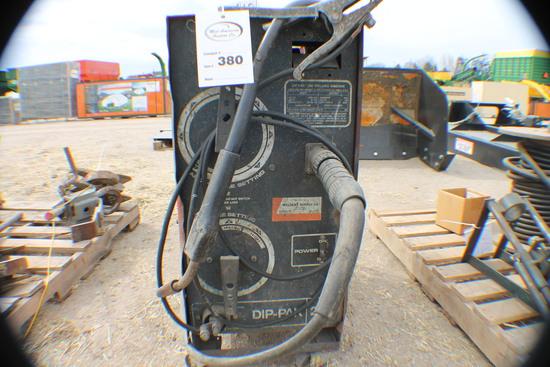380. 255-620, Airco 200 Amp Arc Welder, Tax