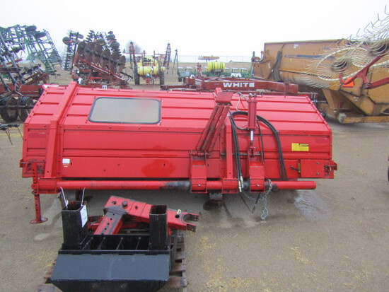 743. 418-1073 Gehl 1160 10 FT. Windrow Merger, T/ST3