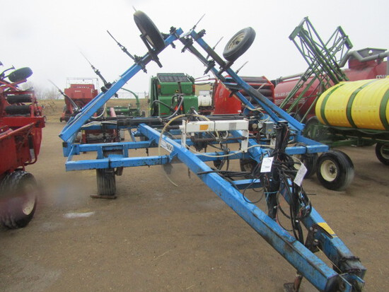 753. 321-662, EMI 4100 27 FT. NH3 Applicator with Cold Flow, T/ST3