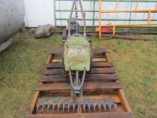 194. Jari Sickle Mower