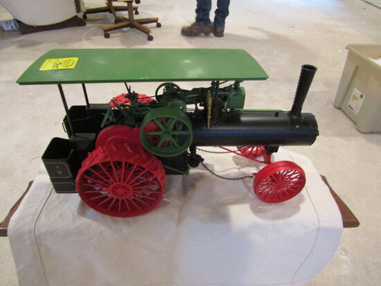 705. Case Steam Engine ( Plastic Boiler and Other Components)