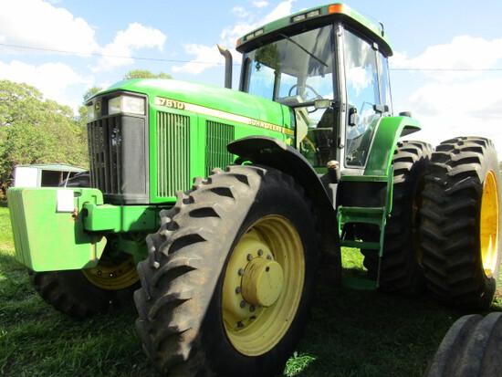 Large Pierz  MN Farm Retirement Auction