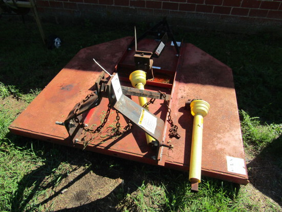 511. Howse 6 FT. 3 Point Brush or Grass Mower