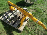 500. Danuser 3 Point PTO Post Auger with 12 Inch Auger