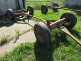 513. John Deere Four Wheel Wagon ( Wagon Only) Believed to be a 953