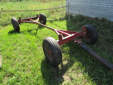 514. Minnesota Super Six Four Wheel Wagon ( Wagon Only) Ext. Pole