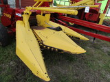 530. New Holland Model 824 Low Profile Two Row Adjustable Corn Head, One Ow