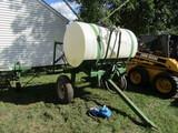541. Wetherell 300 Gallon Crop Sprayer, Approx. 33 FT. Booms, PTO Pump