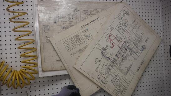 Lot of Harley Davidson wiring diagrams   Vehicles, Marine ... Harley Rake Wiring Diagram on