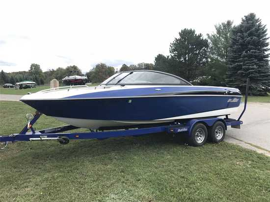 2007 Malibu Model: Sunscape 21 LSV. VIN:MB2Z5887D707. Hours: 398. This boat is located in Walloon La