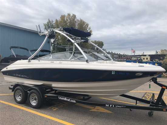 2006 Regal Model: 2000. VIN:RGMFM202K506. Hours: 388. This boat is located in Waterford Township, MI