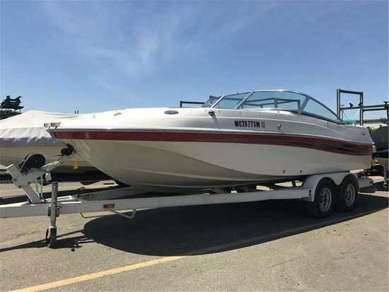 2005 Azure Model: AZ211DB. VIN:ETW90495J405. This boat is located in Waterford Township, MI.