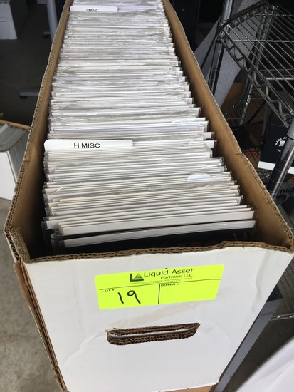 Approx 200+ misc new comic books