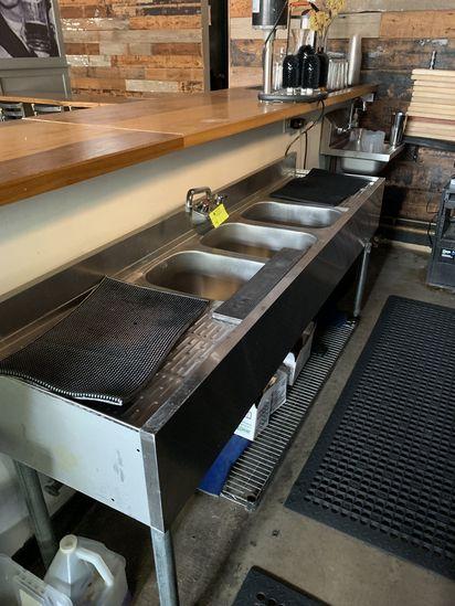 Krowne Stainless Steel Sink