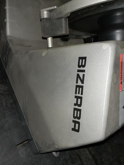 Bizerba Deli Slicer Model: GSP HD