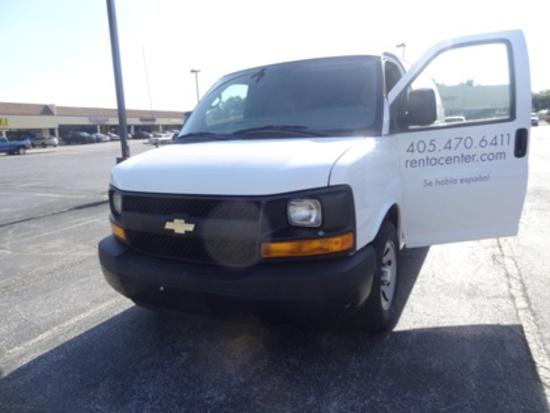 2013 Chevrolet Express Cargo Van - 70,558 miles