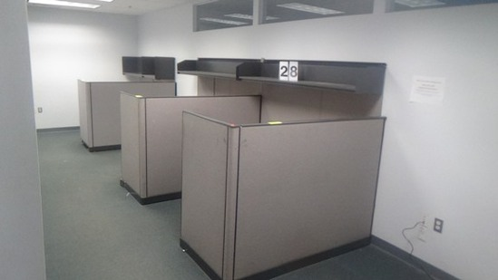 Cubicles office