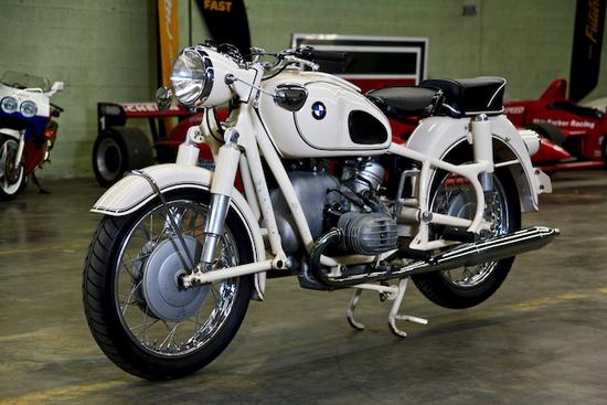 1965 BMW R50/2 494cc Original Paint