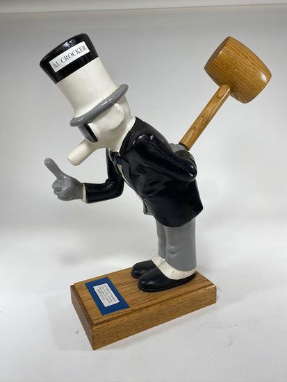 Crocker Man with Hammer