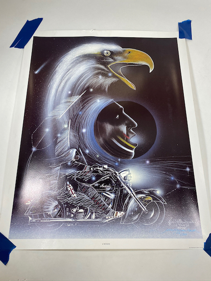 Four Winds print - Limited Edition
