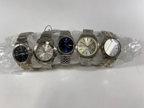 Pulsar Watches. Estimated Retail Value of $535.00