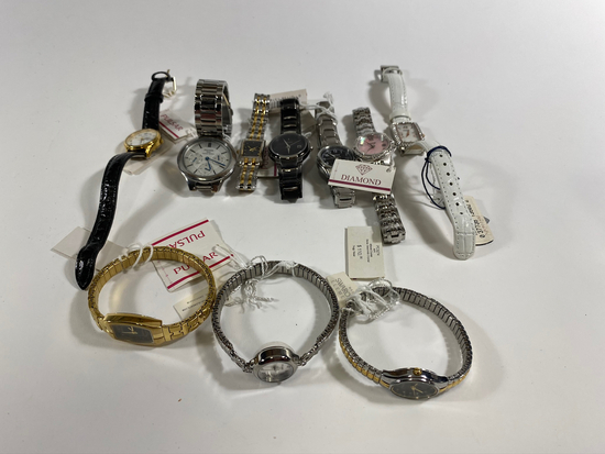 Pulsar Watches. Estimated Retail Value of $1,130.00