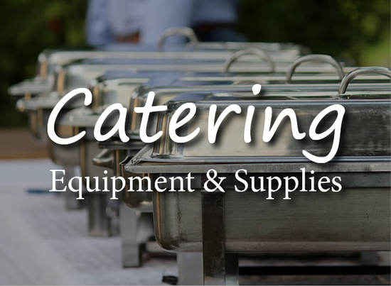 Catering Equipment & Supplies Online Auction