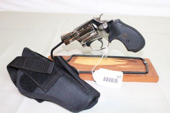 Smith & Wesson Model 36 .38 S&W SPL. 5-Shot Revolver.